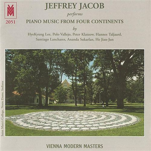 Play & Download Jeffrey Jacob performs Piano Music from 4 Continents by Jeffrey Jacob | Napster