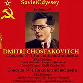 Play & Download Chostakovitch: Concertos (Vol. 5) by Various Artists | Napster