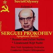 Prokofiev: Symphonic Ballets (Vol. 6) by New York Philharmonic