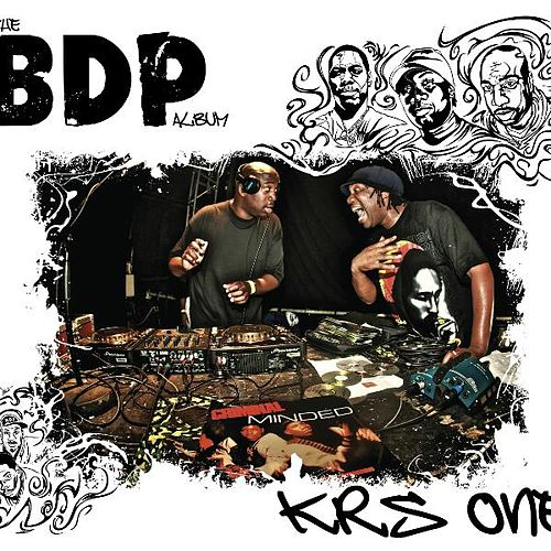 The Bdp Album von KRS-One