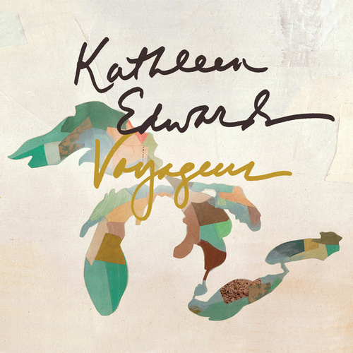 Play & Download Voyageur by Kathleen Edwards | Napster
