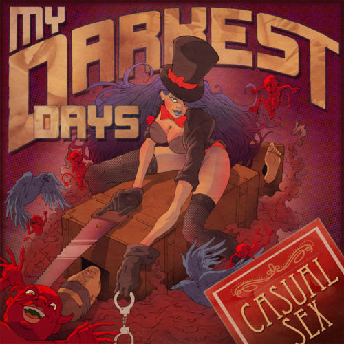 Play & Download Casual Sex by My Darkest Days | Napster
