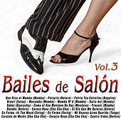 Bailes de Salón Vol. 3 by Various Artists