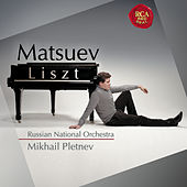 Matsuev - Liszt. With M. Pletnev and the Russian National Orchestra by Various Artists