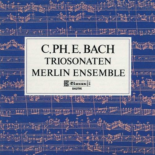 C.P.E. Bach : Trio Sonaten for Flute, Oboe and Continuo by Merlin Ensemble