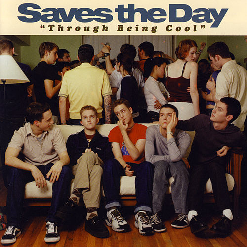 Play & Download Through Being Cool by Saves the Day | Napster