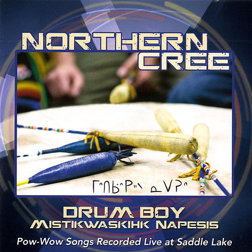 Play & Download Mistikwaskis Napesis - Drum Boy by Northern Cree | Napster