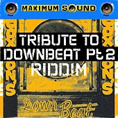 Tribute To Downbeat Riddim (Pt. 2) von Various Artists