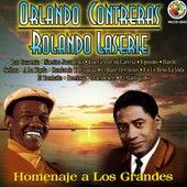 Homenaje A Los Grandes by Orlando Contreras
