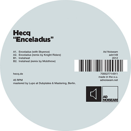 Play & Download Enceladus by Hecq | Napster