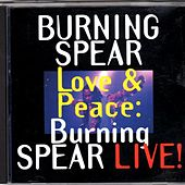 Play & Download Love & Peace by Burning Spear | Napster