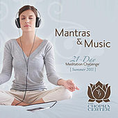Chopra Center: 21-Day Meditation Challenge Mantras & Music (2-CD Set) by Chopra Center