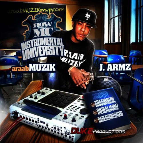 Instrumental University by AraabMUZIK