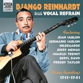Reinhardt, Django: With Vocals (1933-1941) by Various Artists