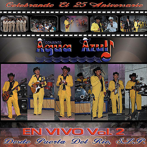 En Vivo, Vol.2 by Conjunto Agua Azul (1)