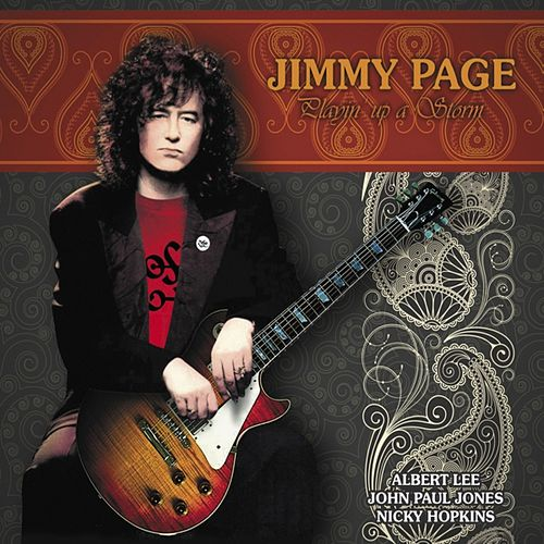 Playin' Up a Storm by Jimmy Page