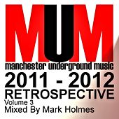 2011-2012 Retrospective Volume 3 by Various Artists