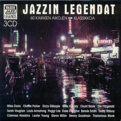 Play & Download Jazzin Legeanat - 60 Kaikkien Aikojen Klassikkoa by Various Artists | Napster