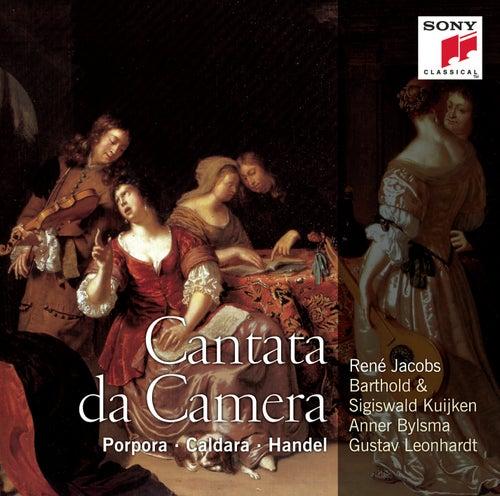 Italian Solo Cantatas by René Jacobs