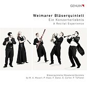 Play & Download A Recital Experience by Weimar Wind Quintet | Napster