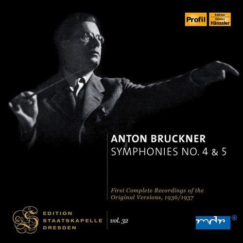 Play & Download Bruckner: Symphonies Nos 4 & 5 by Karl Bohm | Napster