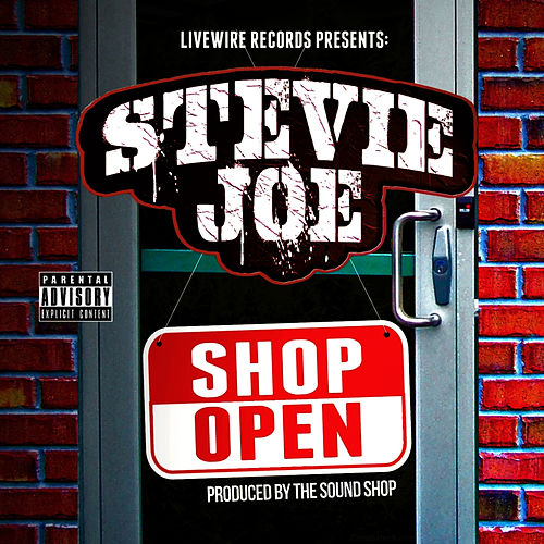 Shop Open by Stevie Joe
