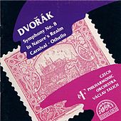 Dvořák: Symphony No. 8, In nature's Realm, Carnival, Othello by Czech Philharmonic Orchestra