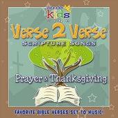 Verse 2 Verse: Payer & Thanksgiving by Wonder Kids