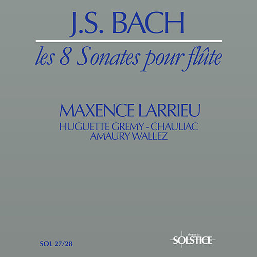 Play & Download Bach: Les 8 Sonates pour flûte by Various Artists | Napster