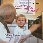 Play & Download Lessons with Bach by Bob van Asperen | Napster