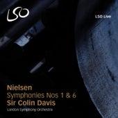 Nielsen: Symphonies Nos 1 & 6 by Sir Colin Davis