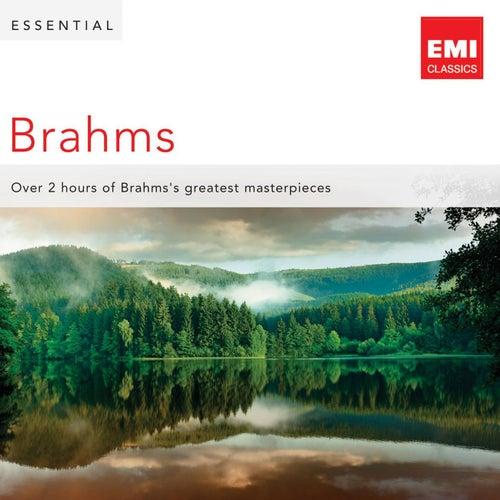 Essential Brahms by Various Artists