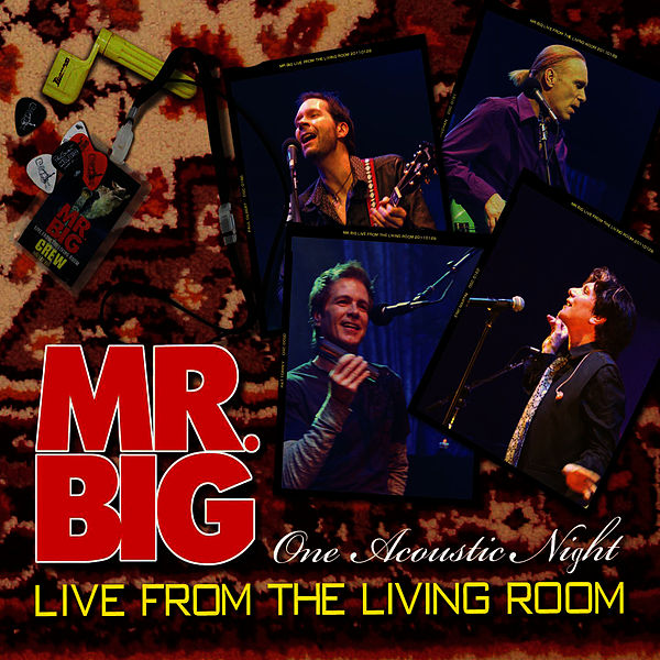 Live from the living room by mr big - Who was in my room last night live ...