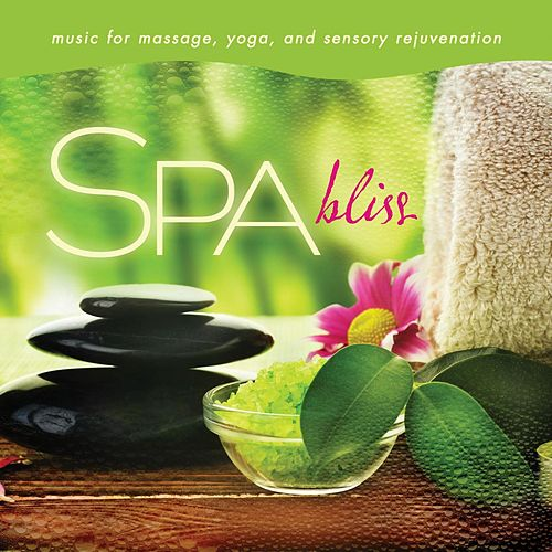 Spa - Bliss: Music for Massage, Yoga, and Sensory Rejuvenation von David Arkenstone