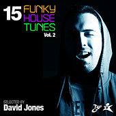 Play & Download 15 Funky House Tunes, Vol. 2 - Selected by David Jones by Various Artists | Napster
