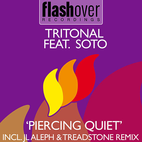 Play & Download Piercing Quiet by Tritonal | Napster