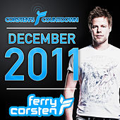 Play & Download Ferry Corsten presents Corsten's Countdown December 2011 by Various Artists | Napster