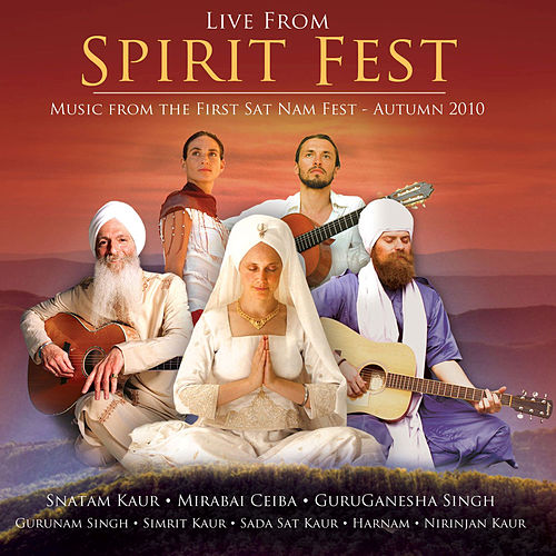 Live from Spirit Fest by Various Artists