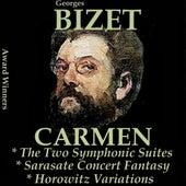 Play & Download Bizet, Vol. 3 : Carmen Symphonic Suites by Various Artists | Napster