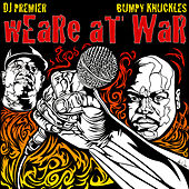 wEaRe aT WaR by DJ Premier