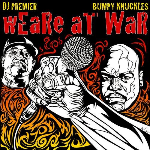 wEaRe aT WaR by DJ Premier