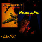 On to Victory / Go for the Throat - Deluxe Edition von Humble Pie