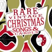 Rare Vintage Christmas Songs & Carols de Various Artists