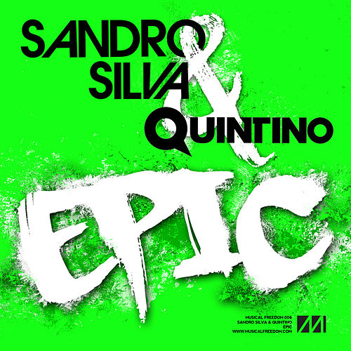 Play & Download Epic by Sandro Silva | Napster