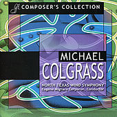 Play & Download Composer's Collection: Michael Colgrass by Various Artists | Napster