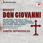 Mozart: Don Giovanni - The Sony Opera House by Dimitri Mitropoulos