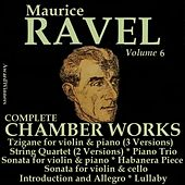 Play & Download Ravel, Vol. 6 : Chamber Works by Various Artists | Napster