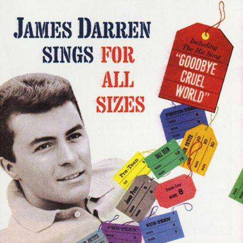 Play & Download Sings For All Sizes by James Darren | Napster