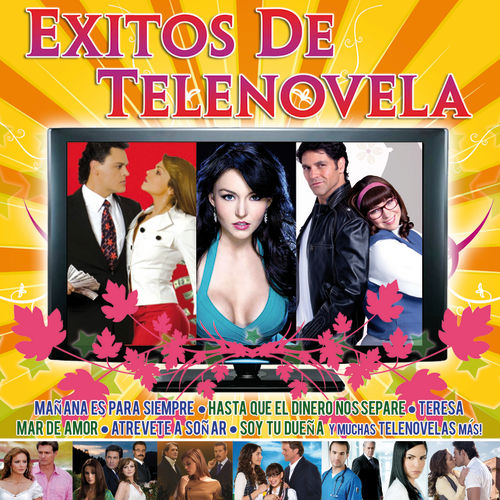 Exitos De Telenovela by Various Artists