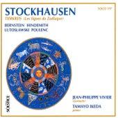 Stockhausen: Tierkreis (Les Signes du Zodiaque) von Jean-Philippe Vivier